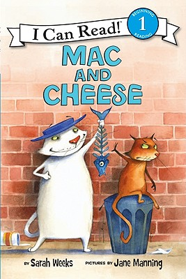 Mac and Cheese (I Can Read Level 1) Cover Image