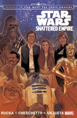 Star Wars: Journey to Star Wars: The Force Awakens: Shattered Empire Cover Image