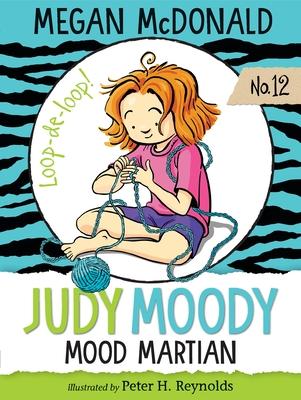 Judy Moody, Mood Martian Cover Image