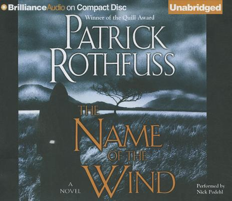 The Name of the Wind (Kingkiller Chronicles #1) Cover Image