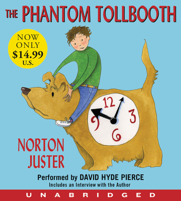 The Phantom Tollbooth Low Price CD Cover Image