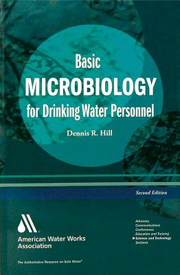 Basic Microbiology for Drinking Water, Third Edition Cover Image
