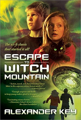 Escape to Witch Mountain Cover Image
