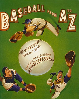 Baseball from A to Z Cover