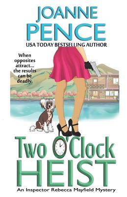 Two O'Clock Heist Cover