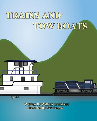 Trains and Tow Boats Cover Image