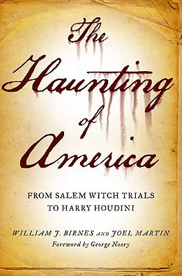 The Haunting of America Cover