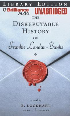 The Disreputable History of Frankie Landau-Banks Cover