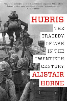Cover for Hubris