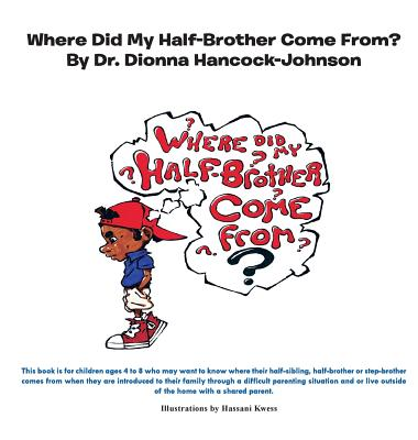Where Did My Half-Brother Come From? Cover Image