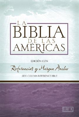 LBLA Biblia con margen ancho y referencias Cover