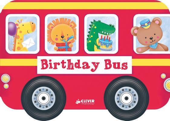 Cover for Birthday Bus (Wonder Wheels)