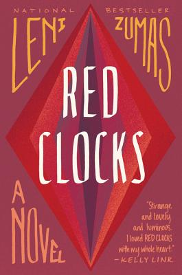 Red Clocks Cover Image