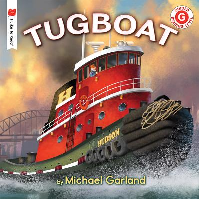 Tugboat (I Like to Read) Cover Image