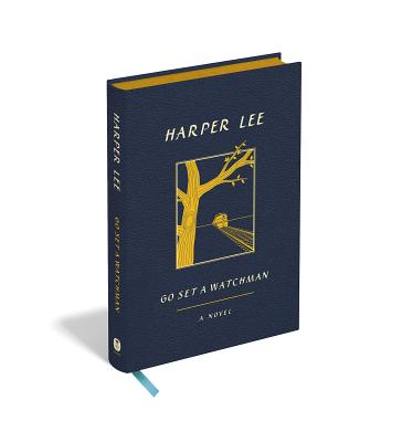 Go Set a Watchman, Leatherbound Edition Cover Image