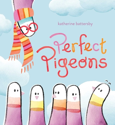 Perfect Pigeons Cover Image