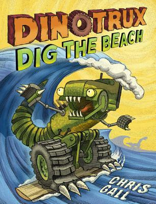 Dinotrux Dig the Beach Cover Image