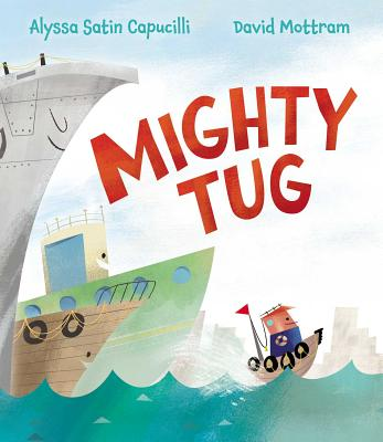 Cover for Mighty Tug