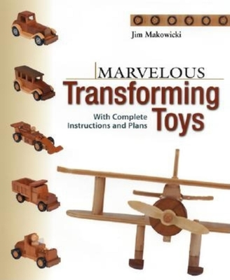 Cover for Marvelous Transforming Toys