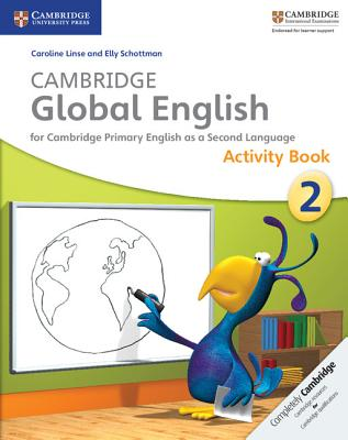 Cambridge Global English Stage 2 Activity Book: For Cambridge Primary English as a Second Language Cover Image