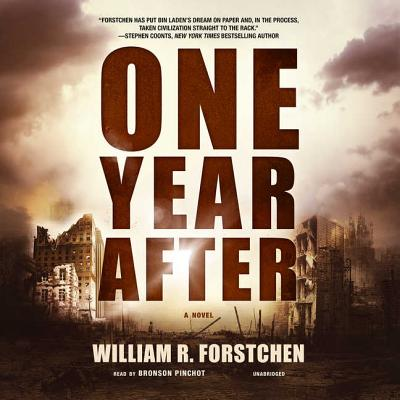 One Year After Lib/E (One Second After #2) Cover Image