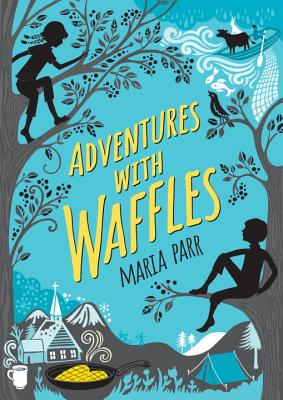 Cover for Adventures with Waffles
