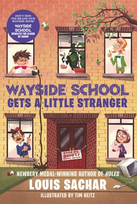 Wayside School Gets a Little Stranger Cover Image