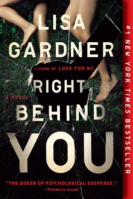 Right Behind You: A Novel (FBI Profiler #7) Cover Image