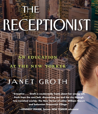 The Receptionist Cover