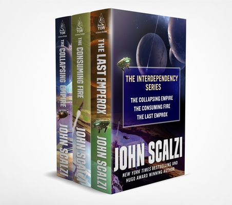 Interdependency Boxed Set (The Interdependency) Cover Image
