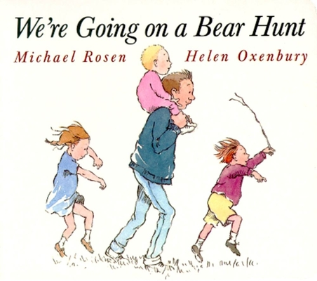 We're Going on a Bear Hunt (Classic Board Books) Cover Image