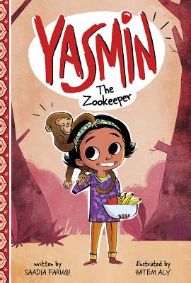 Yasmin the Zookeeper Cover Image