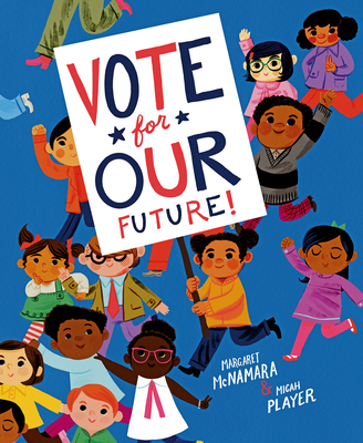 Cover for Vote for Our Future!