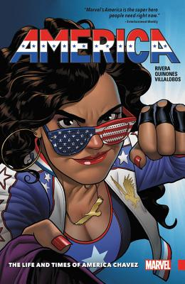America Vol. 1: The Life and Times of America Chavez Cover Image