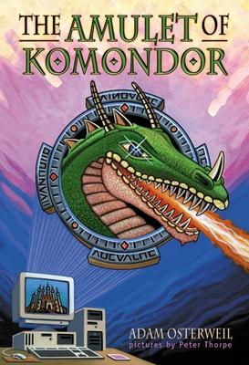 The Amulet of Komondor Cover