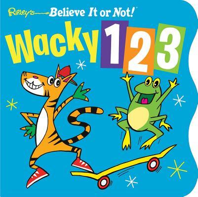 Ripley's Believe It or Not! Wacky 1-2-3 (Little Books #1) Cover Image