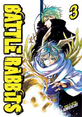 Battle Rabbits Vol. 3 Cover