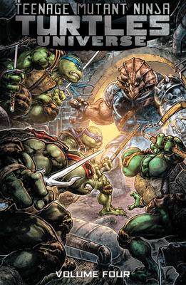 Teenage Mutant Ninja Turtles Universe, Vol. 4: Home (TMNT Universe #4) cover