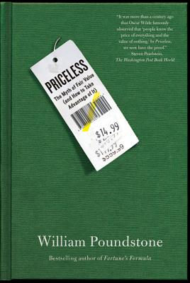 Priceless: The Myth of Fair Value (and How to Take Advantage of It) Cover Image