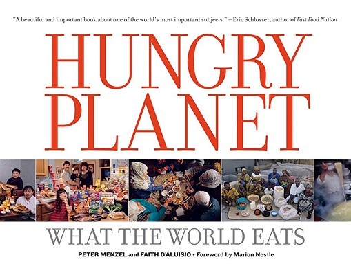 Hungry Planet Cover