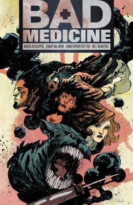 Bad Medicine Cover Image