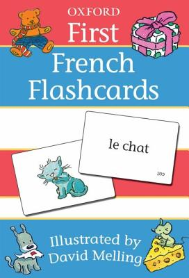 Oxford First Flashcards Cover Image