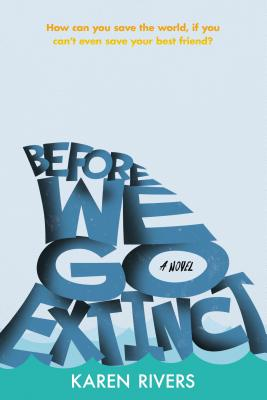 Cover for Before We Go Extinct
