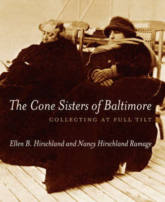 Cover for The Cone Sisters of Baltimore