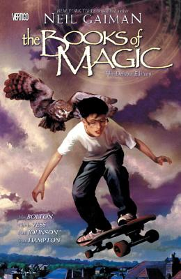 The Books of Magic Cover