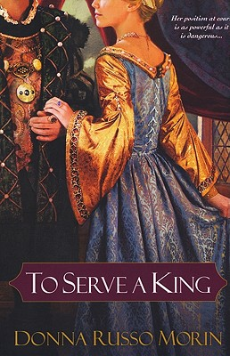 Cover for To Serve a King