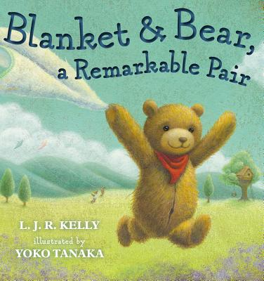 Blanket & Bear, a Remarkable Pair Cover