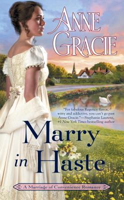 Marry in Haste (Marriage of Convenience #1) Cover Image