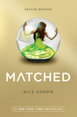 Matched Deluxe Edition Cover Image
