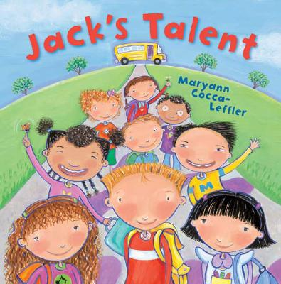 Jack's Talent Cover